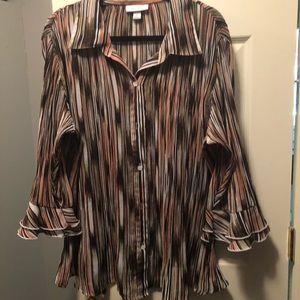 Flowing lightweight blouse